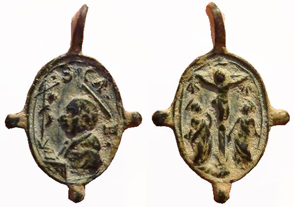 Las  MEDALLAS de San CARLOS BORROMEO. SIGLOS XVI- XVII- XVIII. Apuntes iconográficos. Archiv19