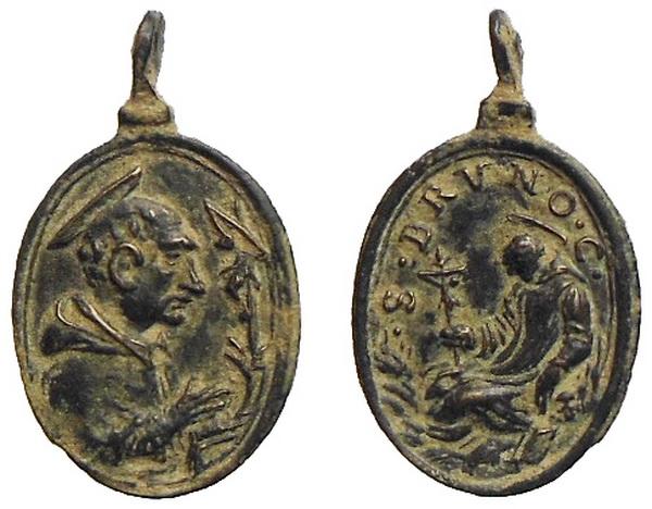 Las  MEDALLAS de San CARLOS BORROMEO. SIGLOS XVI- XVII- XVIII. Apuntes iconográficos. Avelin20