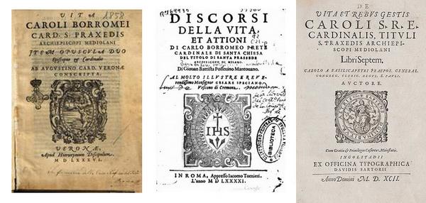 Las  MEDALLAS de San CARLOS BORROMEO. SIGLOS XVI- XVII- XVIII. Apuntes iconográficos. Biogra12