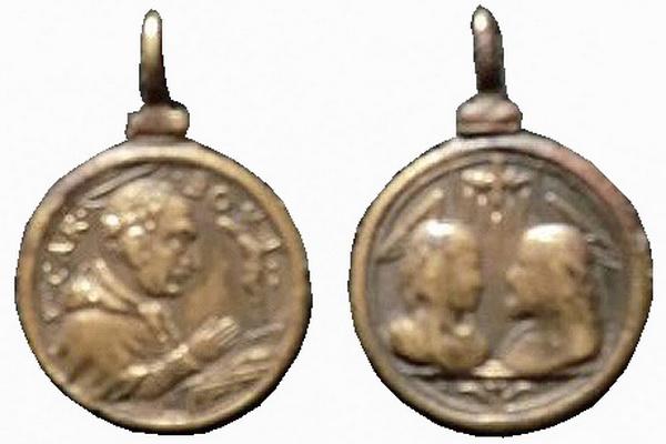 Las  MEDALLAS de San CARLOS BORROMEO. SIGLOS XVI- XVII- XVIII. Apuntes iconográficos. Col_pa14