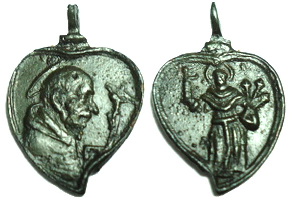 borromeo - Las  MEDALLAS de San CARLOS BORROMEO. SIGLOS XVI- XVII- XVIII. Apuntes iconográficos. Corsod10