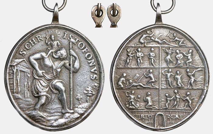 Crucifixión - Via Crucis. S. XVIII (R.M. SXVIII-O225 y 226) F020_d10