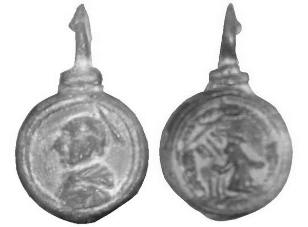 Las  MEDALLAS de San CARLOS BORROMEO. SIGLOS XVI- XVII- XVIII. Apuntes iconográficos. Hugo_110