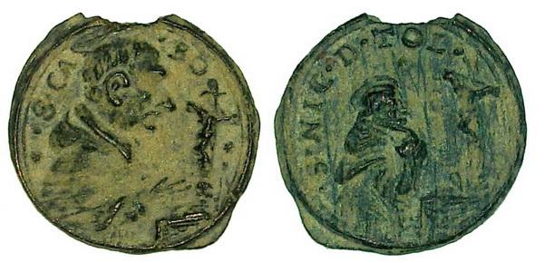 Las  MEDALLAS de San CARLOS BORROMEO. SIGLOS XVI- XVII- XVIII. Apuntes iconográficos. Hugo_s10