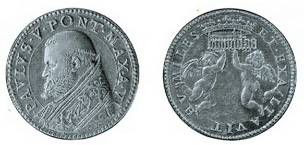 Las  MEDALLAS de San CARLOS BORROMEO. SIGLOS XVI- XVII- XVIII. Apuntes iconográficos. Humili10