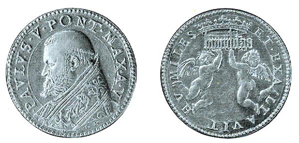 Las  MEDALLAS de San CARLOS BORROMEO. SIGLOS XVI- XVII- XVIII. Apuntes iconográficos. Humili13