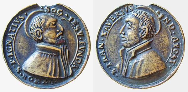 Recopilacion 180 medallas de San Ignacio de Loyola Ignaci10