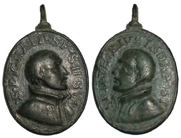 Recopilacion 180 medallas de San Ignacio de Loyola Ignaci17