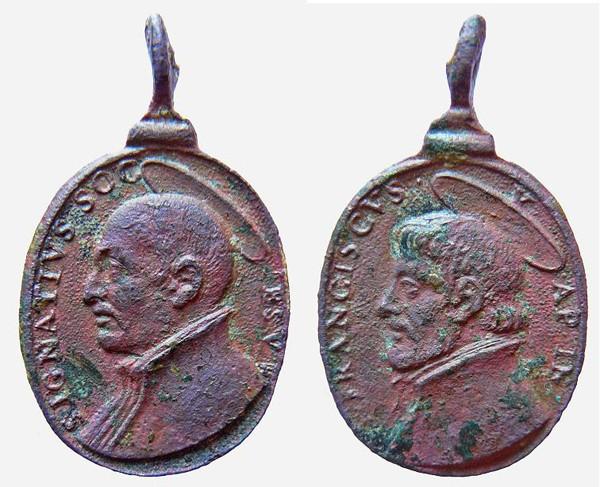 Recopilacion 180 medallas de San Ignacio de Loyola Ignaci19