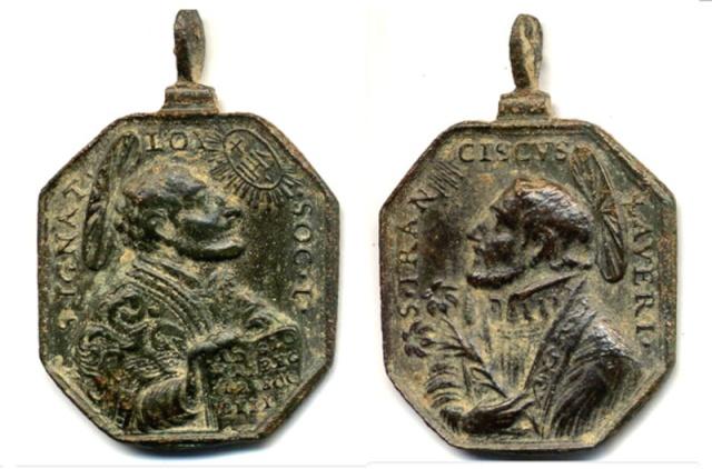 Recopilacion 180 medallas de San Ignacio de Loyola Ignaci25
