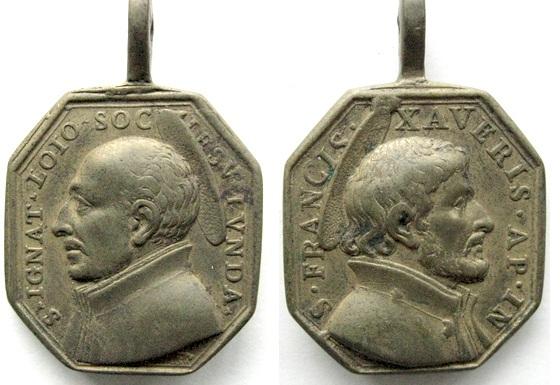 Recopilacion 180 medallas de San Ignacio de Loyola Ignaci26