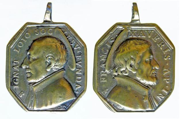 Recopilacion 180 medallas de San Ignacio de Loyola Ignaci27
