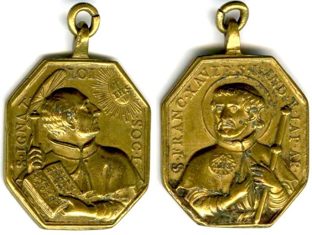 Recopilacion 180 medallas de San Ignacio de Loyola Ignaci28