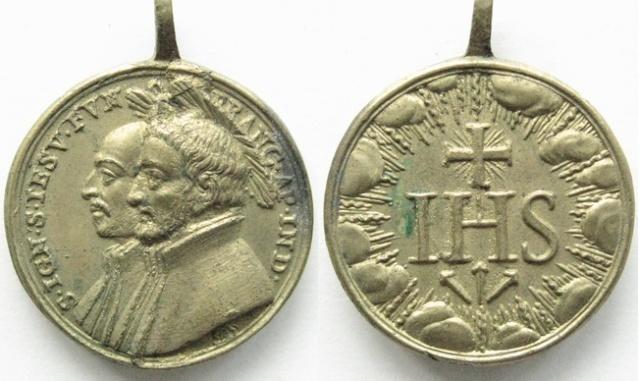 Recopilacion 180 medallas de San Ignacio de Loyola Ignaci30