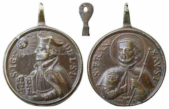 Recopilacion 180 medallas de San Ignacio de Loyola Ignaci34