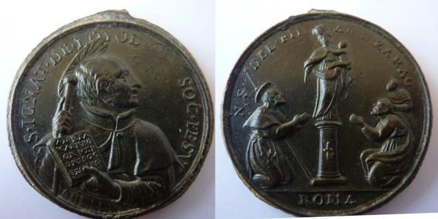 Recopilacion 180 medallas de San Ignacio de Loyola Ignaci35