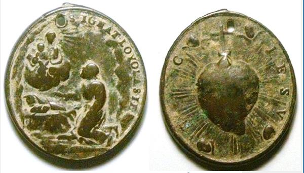 Recopilacion 180 medallas de San Ignacio de Loyola Ignaci36
