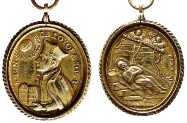 Recopilacion 180 medallas de San Ignacio de Loyola Ignaci39