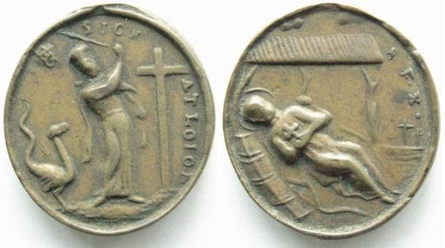 Recopilacion 180 medallas de San Ignacio de Loyola Ignaci40