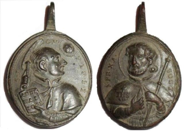 Recopilacion 180 medallas de San Ignacio de Loyola Ignaci41