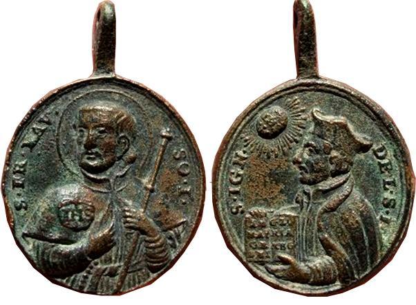 Recopilacion 180 medallas de San Ignacio de Loyola Ignaci42