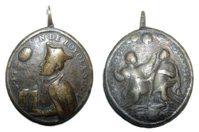 Recopilacion 180 medallas de San Ignacio de Loyola Ignaci44
