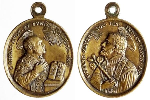 Recopilacion 180 medallas de San Ignacio de Loyola Ignaci46