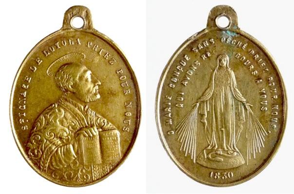 Recopilacion 180 medallas de San Ignacio de Loyola Ignaci47
