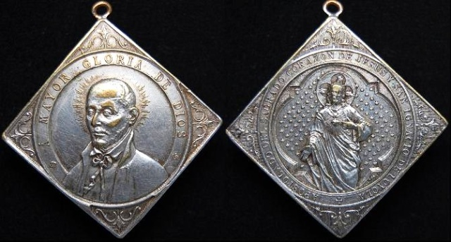 Recopilacion 180 medallas de San Ignacio de Loyola Ignaci49
