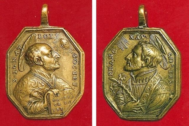 Recopilacion 180 medallas de San Ignacio de Loyola Ignaci53