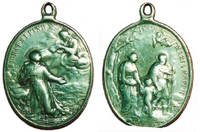 Recopilacion 180 medallas de San Ignacio de Loyola Ignaci55