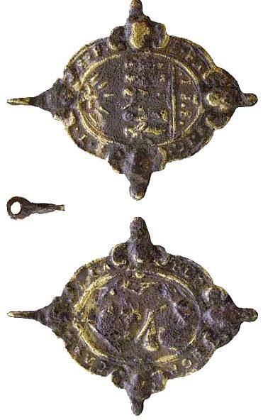 borromeo - Las  MEDALLAS de San CARLOS BORROMEO. SIGLOS XVI- XVII- XVIII. Apuntes iconográficos. Insvla13