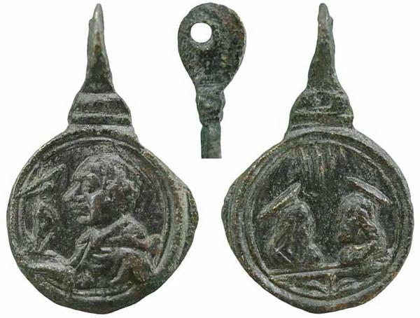 borromeo - Las  MEDALLAS de San CARLOS BORROMEO. SIGLOS XVI- XVII- XVIII. Apuntes iconográficos. Insvla14