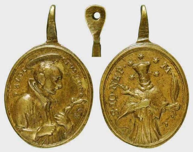San Luis Gonzaga / San Juan Nepomuceno - MR(325) (R.M. SXVIII-O190) Juan_n10