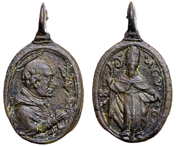 Las  MEDALLAS de San CARLOS BORROMEO. SIGLOS XVI- XVII- XVIII. Apuntes iconográficos. Julius11