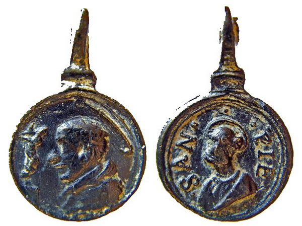 Las  MEDALLAS de San CARLOS BORROMEO. SIGLOS XVI- XVII- XVIII. Apuntes iconográficos. Julius13