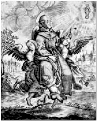 regalado - Beato Pedro Regalado / San Pascual Bailón  (R.M. SXVIII-C72) Pedro_11