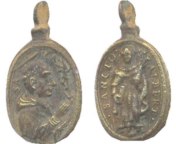 Las  MEDALLAS de San CARLOS BORROMEO. SIGLOS XVI- XVII- XVIII. Apuntes iconográficos. San_al10