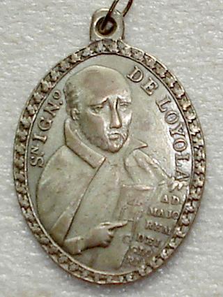 Recopilacion 180 medallas de San Ignacio de Loyola Z14_ig10