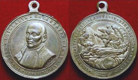 Recopilacion 180 medallas de San Ignacio de Loyola Z17_ig10