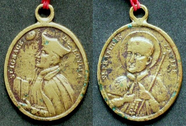 Recopilacion 180 medallas de San Ignacio de Loyola Z19_ig10