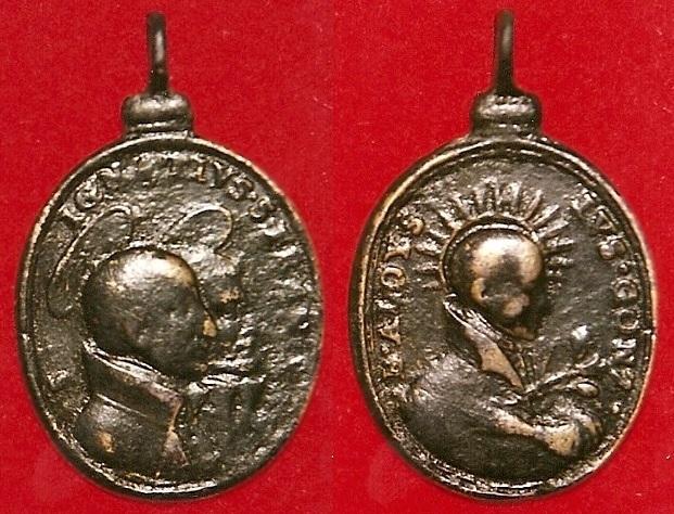 Recopilacion 180 medallas de San Ignacio de Loyola Z29_ig10