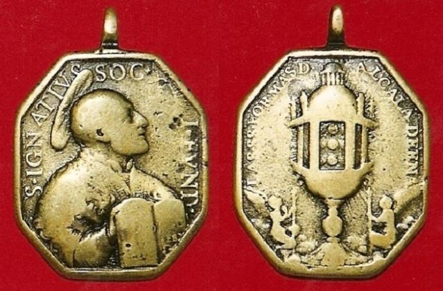 Recopilacion 180 medallas de San Ignacio de Loyola Z2_ign10