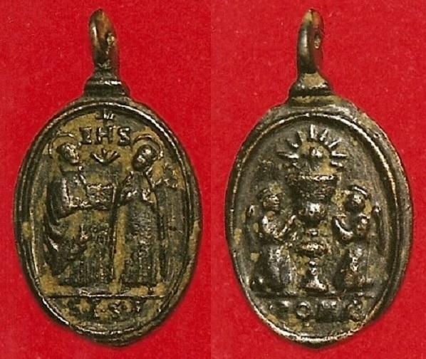 Recopilacion 180 medallas de San Ignacio de Loyola Z30_ig10