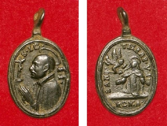 Recopilacion 180 medallas de San Ignacio de Loyola Z31_ig11