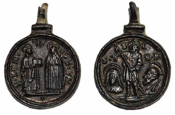 Recopilacion 180 medallas de San Ignacio de Loyola Z33_ig10