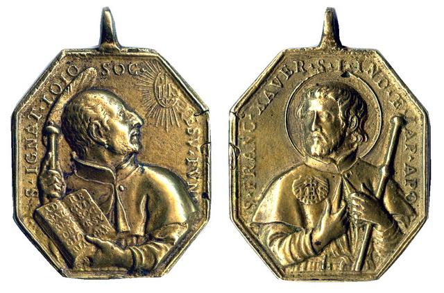 Recopilacion 180 medallas de San Ignacio de Loyola Z38_ig10