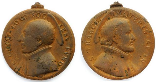 Recopilacion 180 medallas de San Ignacio de Loyola Z41_ig10