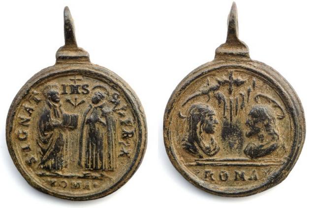 Recopilacion 180 medallas de San Ignacio de Loyola Z45_ig10