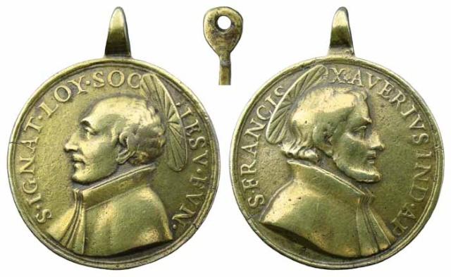 Recopilacion 180 medallas de San Ignacio de Loyola Z4_ign10